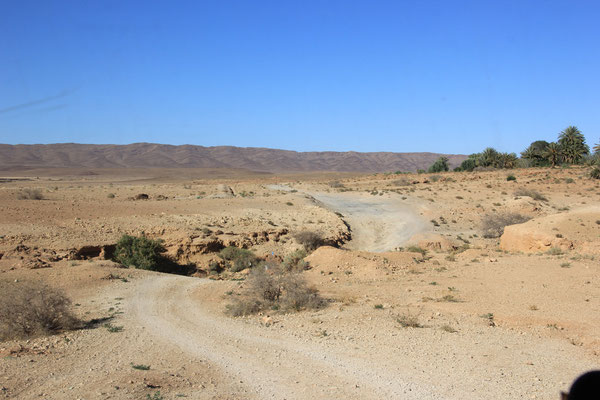 Piste Richtung Beni Tajite, R 601