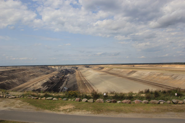 Kohletagebau Jänschwalde