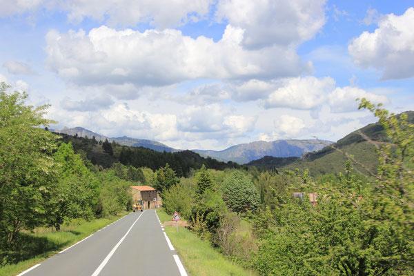 weiter durchs Languedoc
