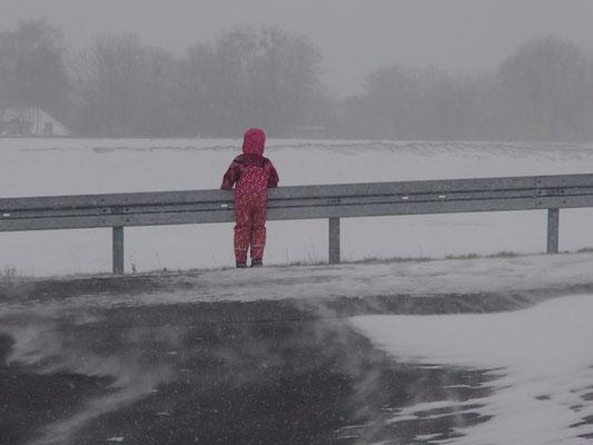 stürmischer Winter