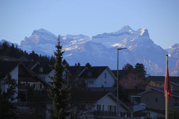 Standplatz Satteldorf, Schweiz