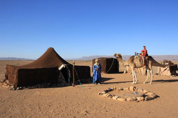 Stephanie,Sarah,Dromedar, sesshafter Nomade,Düne Tifoune