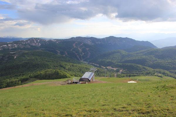 Bergstation nähe Standplatz NP Biogradska