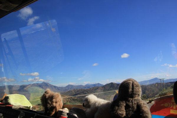 Ausgang Riffgebirge Richtung Süden