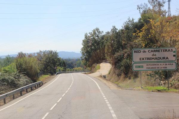 Westliche Region Extremadura