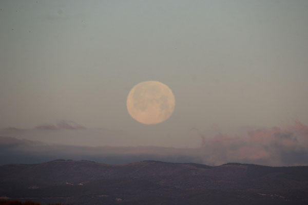 Mondaufgang Keltenplatz
