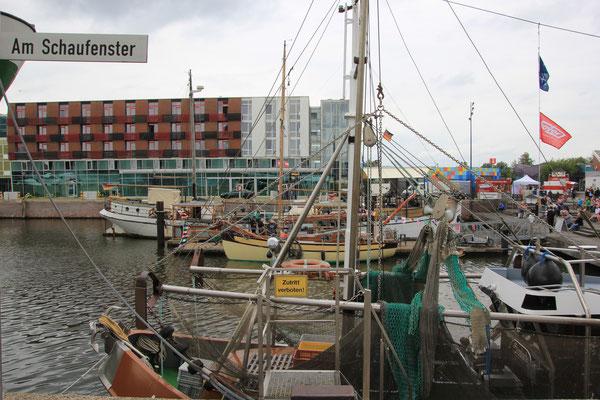 Hafen vom Bremerhafen