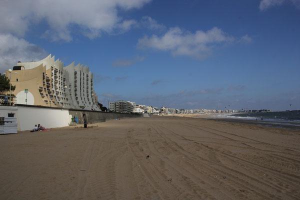 Strand, Pornichet, La Baule
