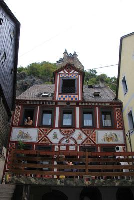 St. Goarhausen am Rhein