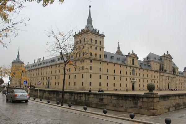 Monastry  de San Lorenzo El Escorial