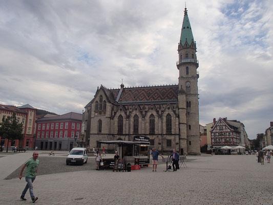 Kirche Meiningen