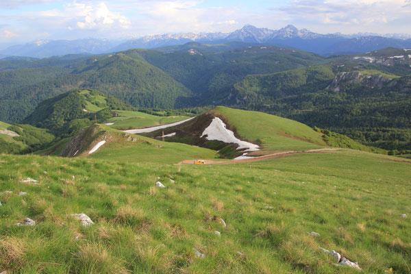 Standplatz NP Biogradska, 2000 m