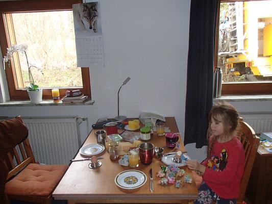 lecker Sonntagsfrühstück