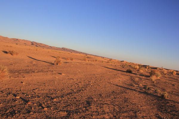 Standplatz Piste Mhamid - Zagora
