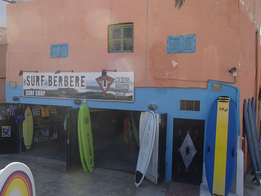 Thagazout, Surferstadt