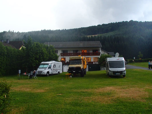 Camping St.Nikolaus, Donauschleife