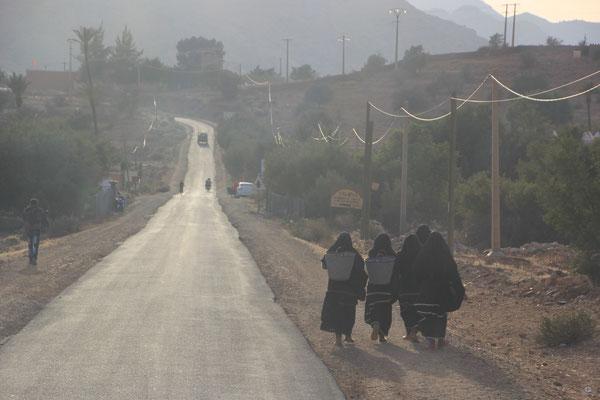 Frauen Nähe Tafraoute