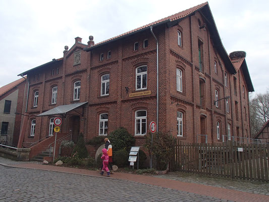 alte Mühle Steyerberg, Mittelweser