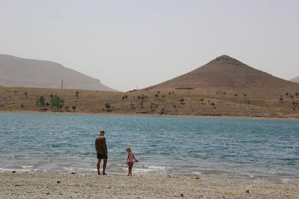Lac de Tislit bei Ilmichil
