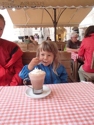 Lecker Schokolade, Kotor