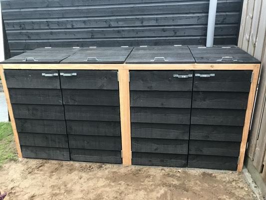 Container Ombouw Fietsinterieurbouw