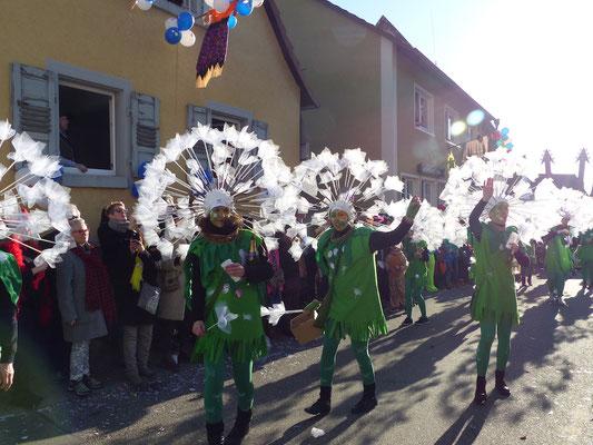 TSV Dream Team: Pusteblume