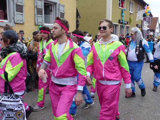 KSV Malsch: KSV - Malsch in den 80ern