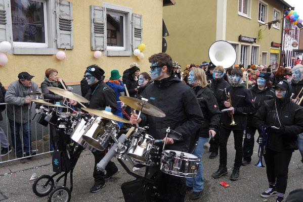 Guggenmusik Dambacher Galgeveggel