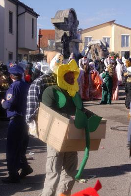 Mewischene: Mewischene in de Box