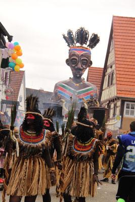 Hodenkobolde: Afrikaner Hodenstamm - Unser Name ist Programm