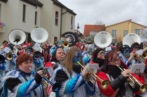 Guggenmusik - Dambacher Galgenveggel und Altossema Rhoigeischda