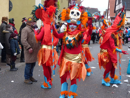 Die kleinen Feiglinge: Auf den Spuren der Azteken