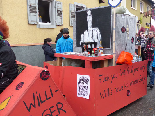 Willi Poser: Willi is not dead