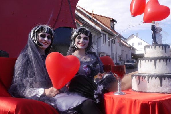No Name: Horror-Hochzeit