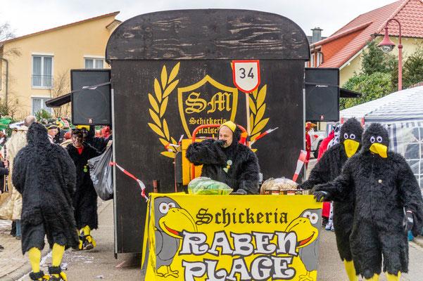 Schickeria - Raben