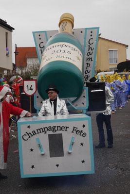 No Name - Geiles Leben-Champagner Feten