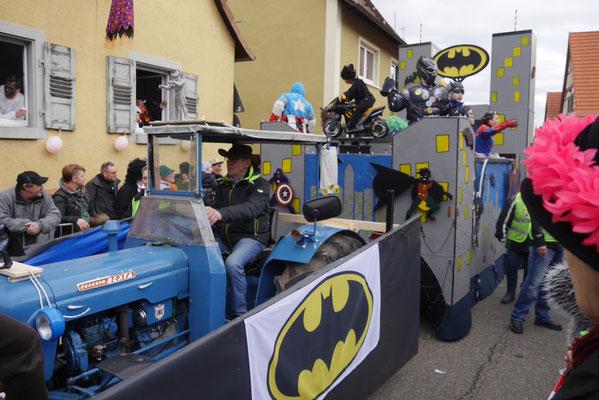 Fanfarenzug Mühlhausen: Gotham City- Batman