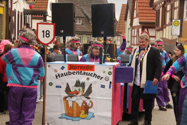 Haubentaucher: New Kids