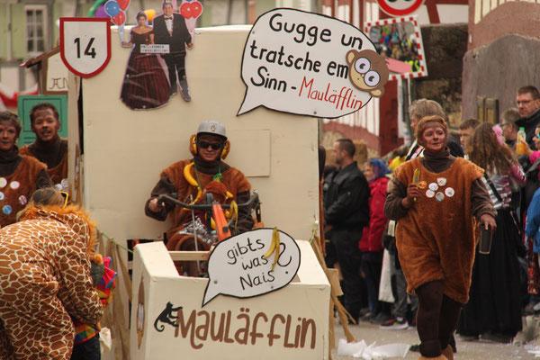 Mauläfflin: Gugge un tratsche em Sinn - Mauläfflin