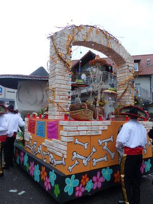 Klabuschdabärlin: Dia de los Muertos