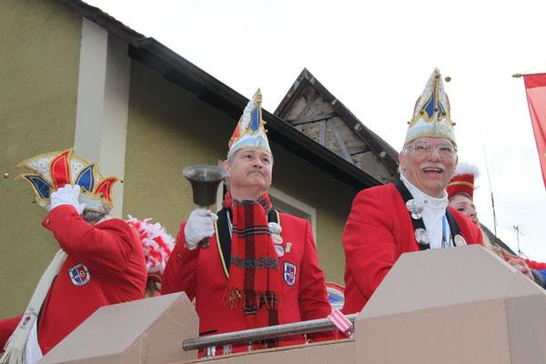 KaGe Blau-Rot - KaGe Prinzenwagen Narrenburg