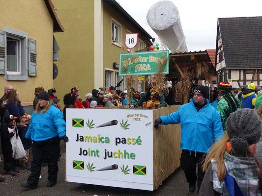 Mälscher Buwe: Jamaika passé, Joint juchhe