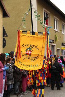 Verriggde Feijaveggel: Verriggde Feijaveggel on Tour
