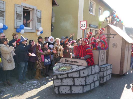 Brosome/Tierpark: Besuch aus den Anden