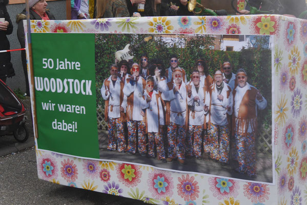 Rumpsteaks - 50 Jahre Woodstock - Rumpsteaks waren dabei