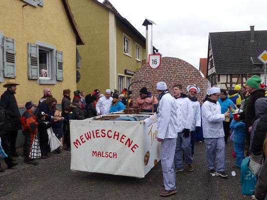 Mewieschene: Mälscher Ur-Korn-Tradition seit 1988