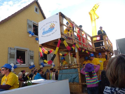 Mälscher Buwe: Malle live in Malsch