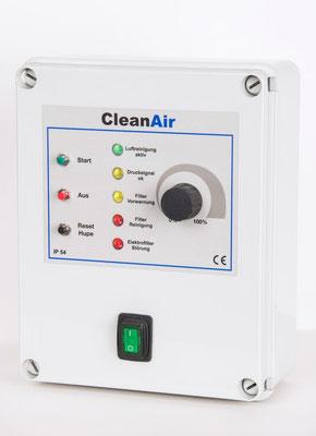 Abluftsteuerung CleanAir