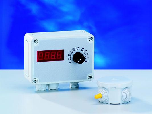 Elektronik-Thermostat IP 54