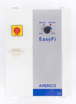 Gruppe 3: EasyFi Frequenzumrichter-Schaltschrank